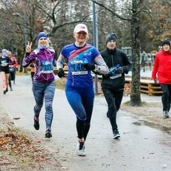 Pärnu Rannajooks - Taavi Kunder (146), Caroliina Altmäe (259)
