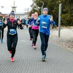 Pärnu Rannajooks - Rain Hallimäe (181), Kätlin Strikholm (236)