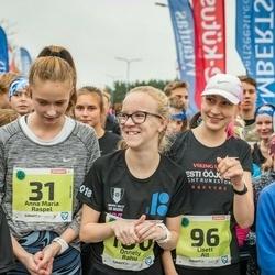 46. Saaremaa kolme päeva jooksu noortejooks - Anna Maria Raspel (31), Lisett Alt (96)