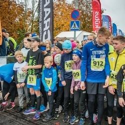 46. Saaremaa kolme päeva jooksu noortejooks - Karl Vilson (81), Tristan Aik Sild (912)