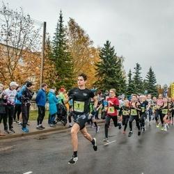 46. Saaremaa kolme päeva jooksu noortejooks - Hardy Kaska (1), Roberts Aleksis Glazers (4), Raimond Parts (6)