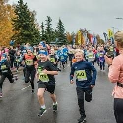46. Saaremaa kolme päeva jooksu noortejooks - Freddy Rajaste (123), Keron Saulus (140)