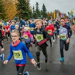 46. Saaremaa kolme päeva jooksu noortejooks - Aron Looskari (65), Lukas Lillelaid (115)