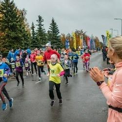46. Saaremaa kolme päeva jooksu noortejooks - Jete Tamm (19), Katrin Linde (83)