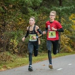 46. Saaremaa kolme päeva jooksu noortejooks - Roberts Aleksis Glazers (4), Raimond Parts (6)