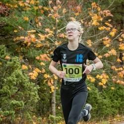 46. Saaremaa kolme päeva jooksu noortejooks - Õnnely Rahu (100)