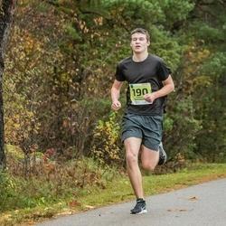 46. Saaremaa kolme päeva jooksu noortejooks - Aleksei Demidovitš (190)
