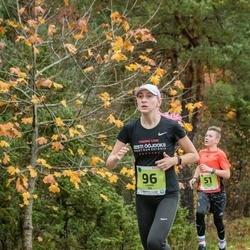 46. Saaremaa kolme päeva jooksu noortejooks - Lisett Alt (96)