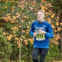 46. Saaremaa kolme päeva jooksu noortejooks - Tristan Aik Sild (912)