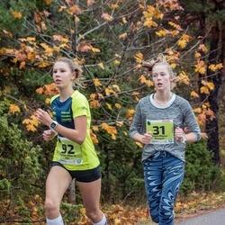 46. Saaremaa kolme päeva jooksu noortejooks - Anna Maria Raspel (31), Kaisa-Maria Oll (92)