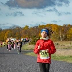 46. Saaremaa kolme päeva jooksu noortejooks - Anni Mae Kuum (124)