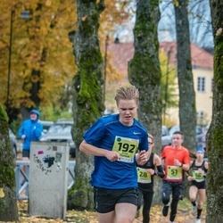 46. Saaremaa kolme päeva jooksu noortejooks - Artur Djatšuk (192)
