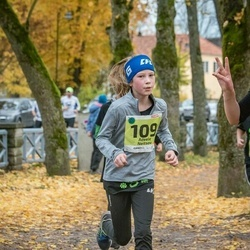 46. Saaremaa kolme päeva jooksu noortejooks - Adeele Neitsov (109)