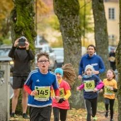 46. Saaremaa kolme päeva jooksu noortejooks - Aaron Ausmees (145)
