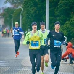Pärnu Rannajooks - Enari Tõnström (3), Margus Hanni (90)