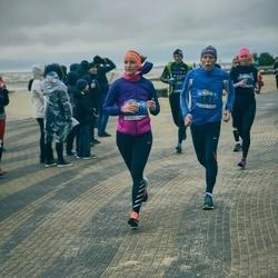 Pärnu Rannajooks - Rain Hallimäe (181), Reelika Kivi (220)