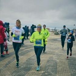Pärnu Rannajooks - Marge Almre (726), Maria Mällas (757)