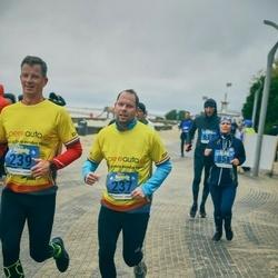 Pärnu Rannajooks - Martin Pütsep (237), Andres Lilleste (239)
