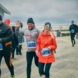 Pärnu Rannajooks - Uno Markson (217), Eva Markson (274)