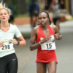 Tallinna Maraton - Emily Chepkemoi Samoei (15), Birgit Kasela (298)