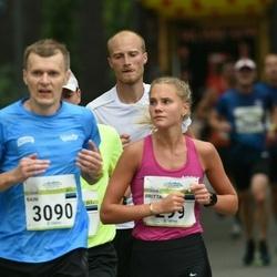 Tallinna Maraton - Britta Kasela (299), Raini Toom (3090)