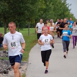 Tartu Suvejooks - Kätlin Daškova (67), Alvar Uus (68)