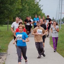 Tartu Suvejooks - Annemari Muru (264), Marko Vända (300)