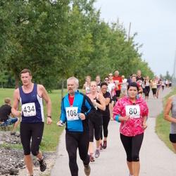 Tartu Suvejooks - Karin Reedla (80), Aare Tinn (108), Taavi Liias (434)