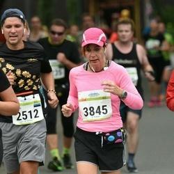 Tallinna Maraton - Age Kala (2132), Dmitri Savustjan (2512), Sari Matikainen (3845)