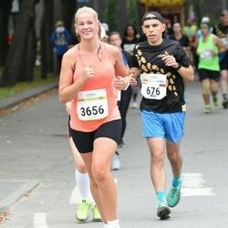 Tallinna Maraton - Boris Fedotov (676), Kaisa Järmut (3656)