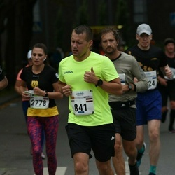 Tallinna Maraton - Andis Komarovs (841), Anna Borisova (2778)