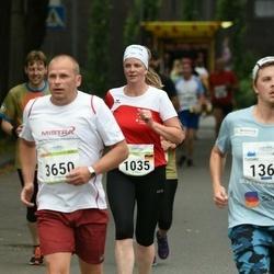 Tallinna Maraton - Heike Gerhardt (1035), Tuomo Rissanen (1367), Ago Siidok (3650)