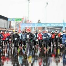 Tartu Maratoni juubelimatk