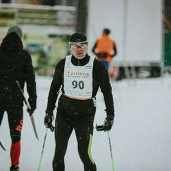 22. Tallinna Suusamaraton - Johannes Ütsik (90)