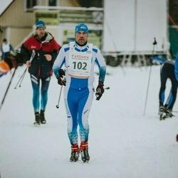 22. Tallinna Suusamaraton - Andres Nurk (102)