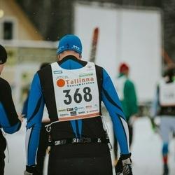 22. Tallinna Suusamaraton - Kaupo Kaljumets (51), Erik Bauman (368)