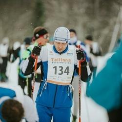 22. Tallinna Suusamaraton - Andro Mikkor (134)