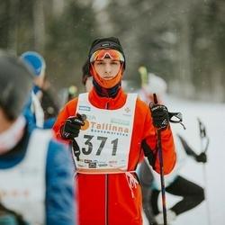 22. Tallinna Suusamaraton - Georg Ott (371)