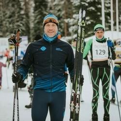 22. Tallinna Suusamaraton - Mati Koppel (129)