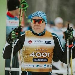 22. Tallinna Suusamaraton - Arvo Raja (4001)