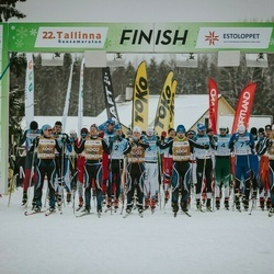 22. Tallinna Suusamaraton - Taavi Lehemaa (2), Andres Juursalu (4), Bert Tippi (7), Arvo Raja (4001), Indrek Pak (4002), Kaarel Toss (4003), Sulev Muru (4004), Ulvar Pavlov (4005)