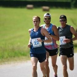 39. jooks ümber Pühajärve - Morten Saetha (21), Juri Kovaljov (22)