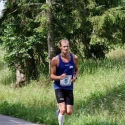 39. jooks ümber Pühajärve - Bert Tippi (5)