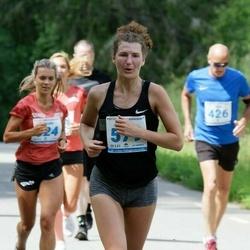 39. jooks ümber Pühajärve - Anni Kübarsepp (579)