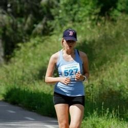 39. jooks ümber Pühajärve - Anna Leena Koržets (527)