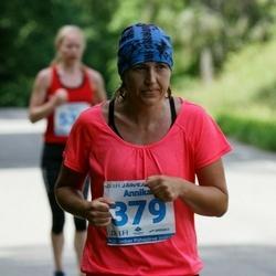 39. jooks ümber Pühajärve - Annika Soone (379)