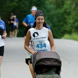 39. jooks ümber Pühajärve - Anna Remmelgas (383), Ave Kargaja (434)