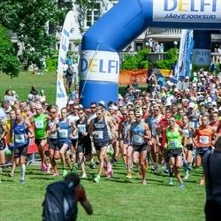 39. jooks ümber Pühajärve - Bert Tippi (5), Aaro Tiiksaar (8), Karel Hussar (9), Lauri Luik (14), Morten Saetha (21), Juri Kovaljov (22), Maria Veskla (29), Kaupo Sasmin (532), Mark Mendel (572), Sigrit Kont (603)