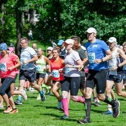 39. jooks ümber Pühajärve - Ain Soone (364), Annika Soone (379), Karin Sahar-Lambinen (402), Margit Peebo (441), Alo Viirmaa (502), Sigrit Kont (603)