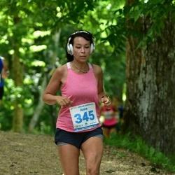 39. jooks ümber Pühajärve - Anna Solomko (345)